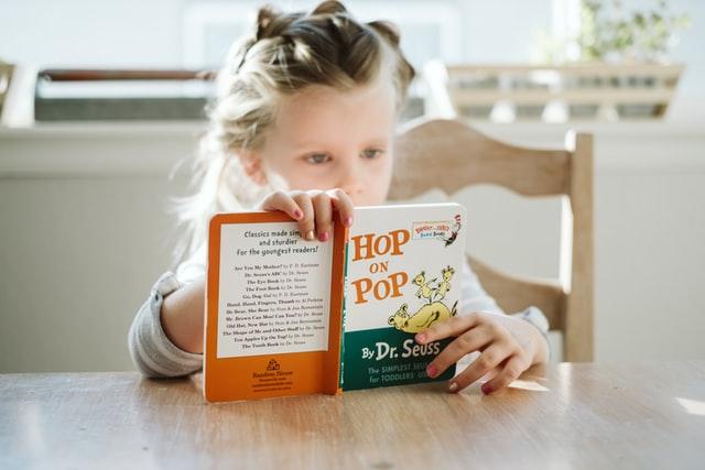 Reading books for kids